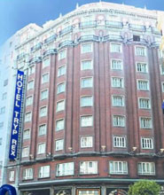 3 photo hotel TRYP REX, Madrid, Spain