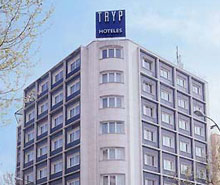 3 photo hotel TRYP ALONDRAS, Madrid, Spain