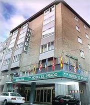 2 photo hotel EL PRADO, Madrid, Spain