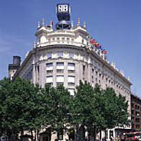 2 photo hotel NH NACIONAL, Madrid, Spain