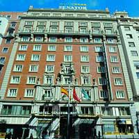 Hotel SENATOR ESPANA, Madrid, Spain